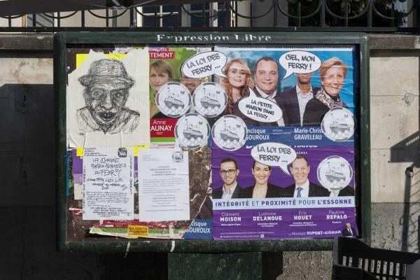 Expression Libre, 12 mars 2015 (Palaiseau)