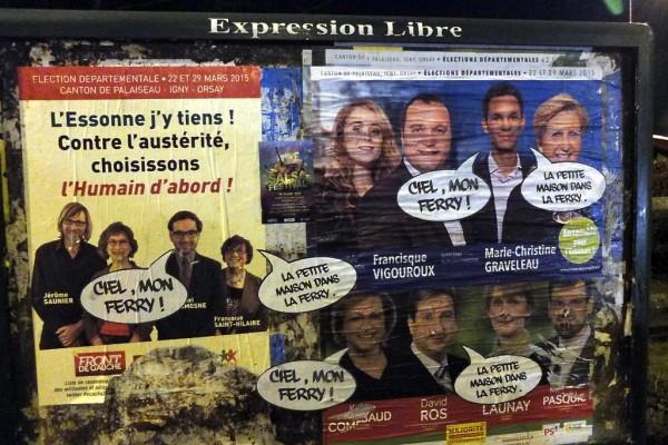 Expression Libre, 4 mars 2015 (Palaiseau - Ardennay)