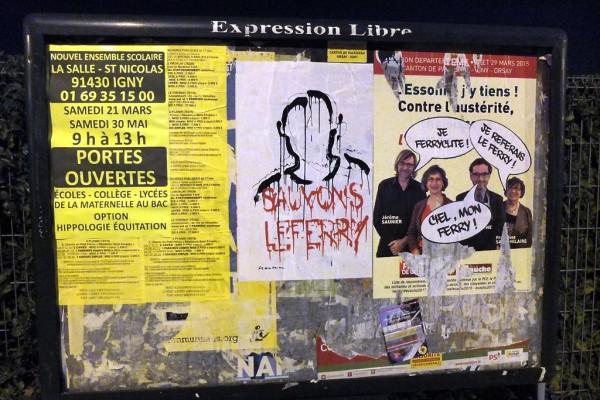 Expression Libre, 4 mars 2015 (Palaiseau - Camille Claudel)