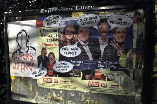 Expression Libre, 4 mars 2015 (Palaiseau - César Franck)