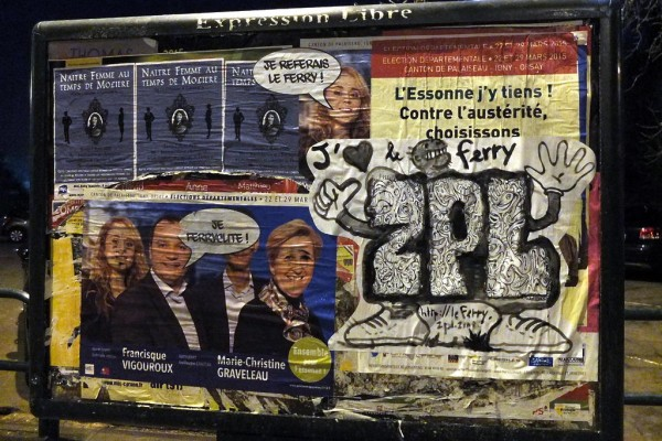 Expression Libre, 4 mars 2015 (Palaiseau - Georges Collet)