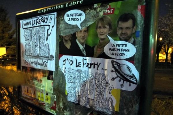 Expression Libre, 4 mars 2015 (Palaiseau - Unna)